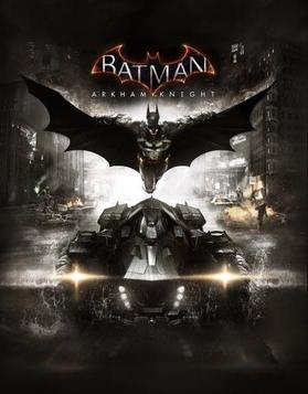Art cover of Batman Arkham Knight courtesy of Wikipedia.org