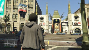 The Chinese Theatre in Los Santos.