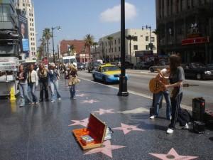 Hollywood Walk of Fame (courtesy of Wikipedia)