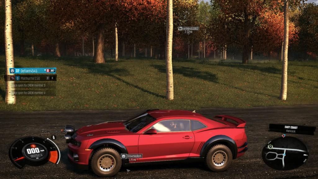 My D series Camaro