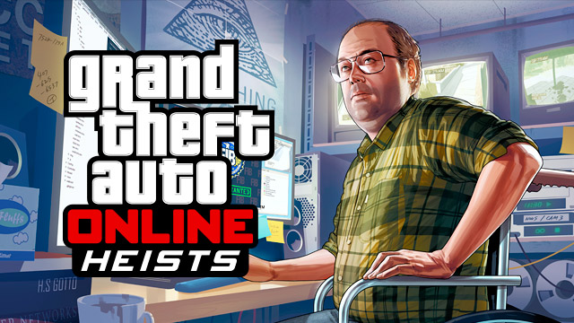 GTA Online Heists from Rockstar at www.rockstargames.com/newswire