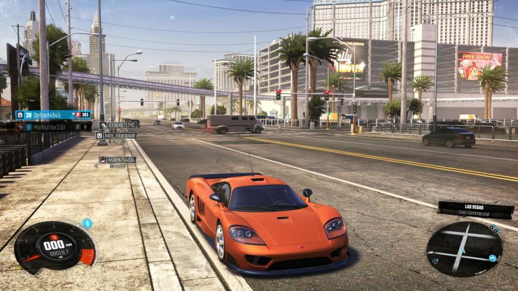Free Open World Car Games Online