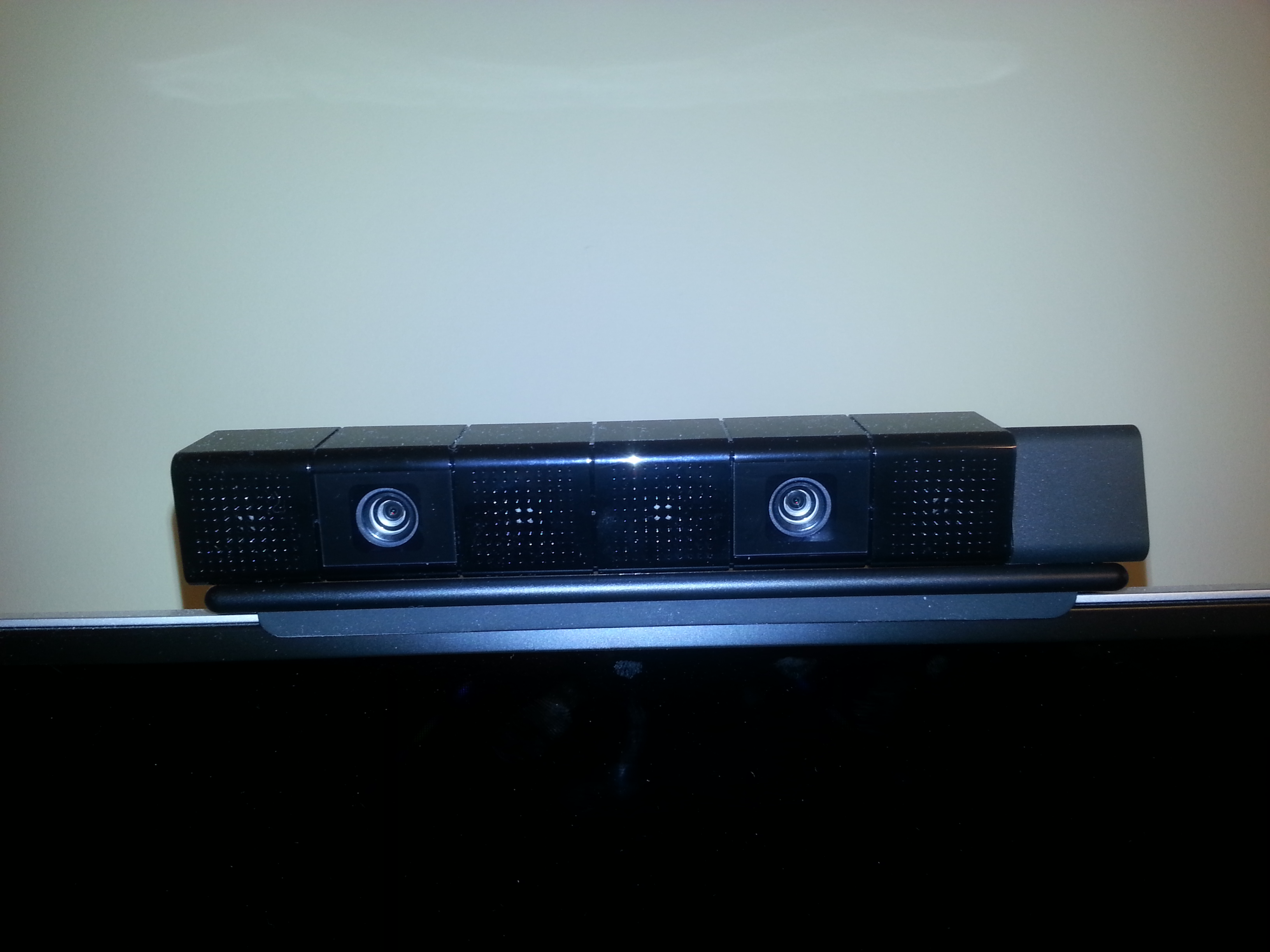 PlayStation 4 Camera Review - PS4 Driving and Open world games