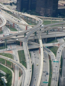 Dallas High Five Interchange