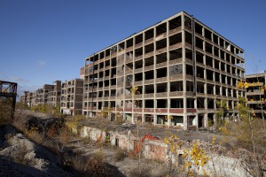 Decay of Detroit