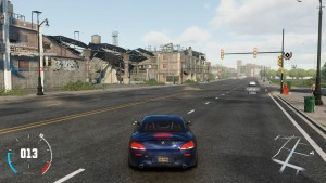Decay of Detroit in The Crew