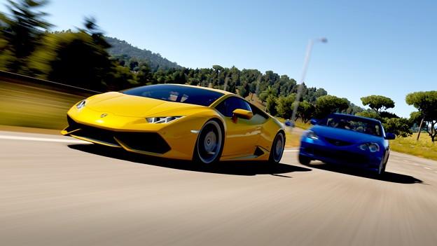 Forza Horizon 2 from photozu.jp