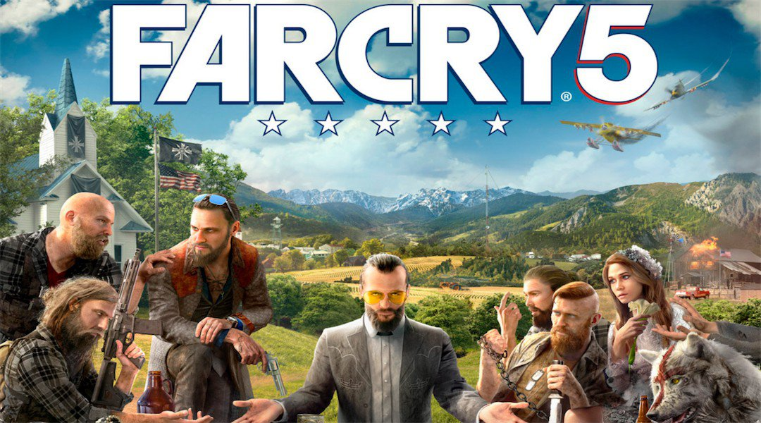 Far Cry 5 News - PS4 Driving and Open world games