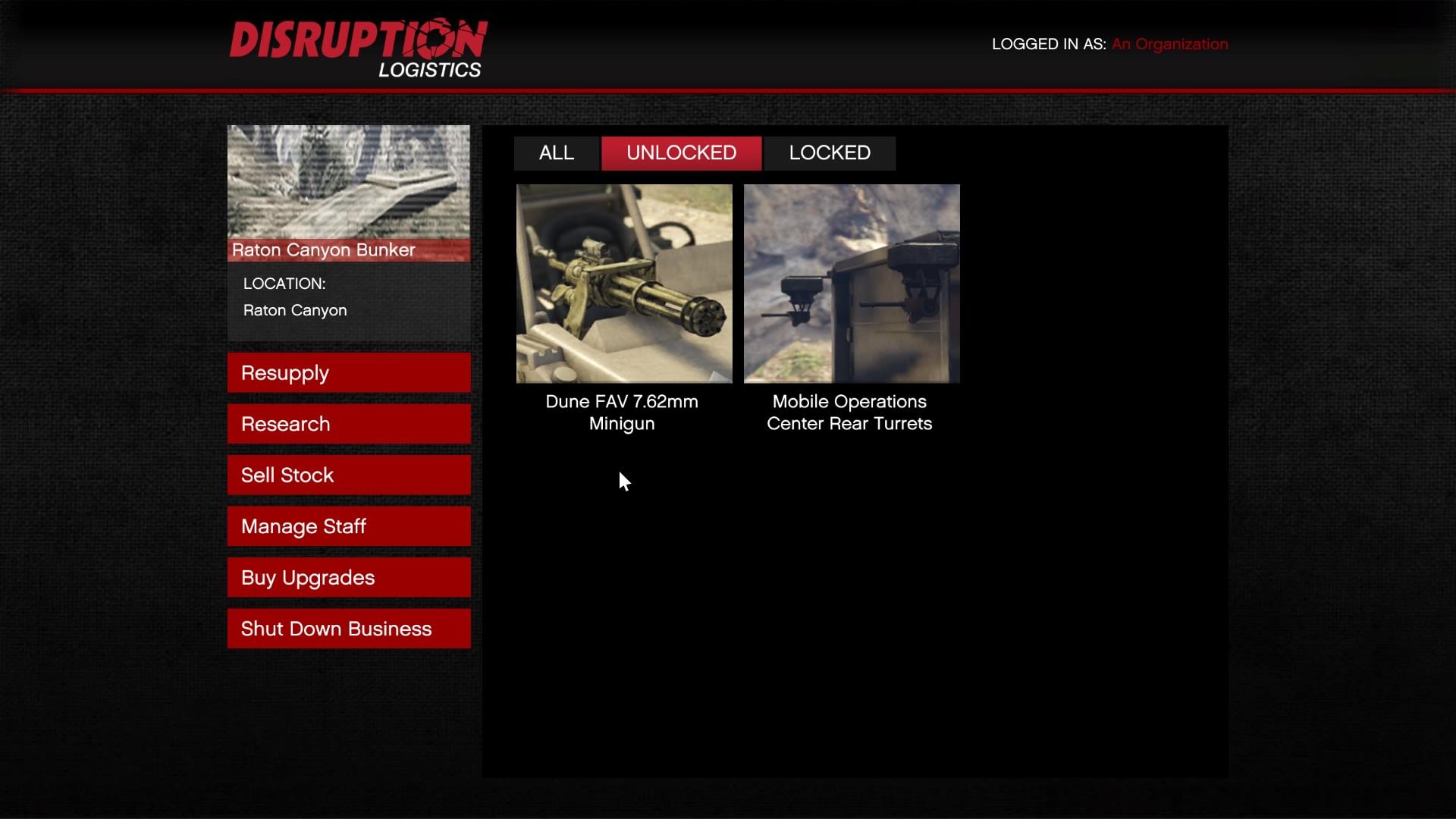 Unlocking new weapons in GTA 5