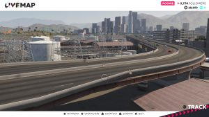 LA in The Crew 2 Closed Beta
