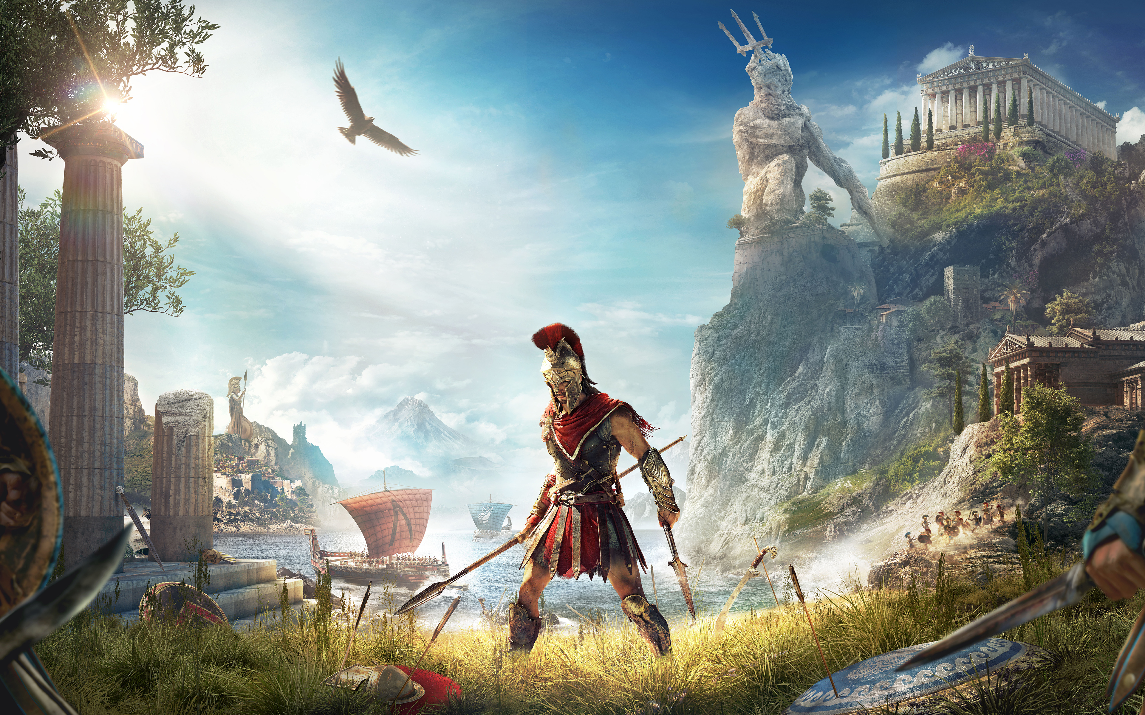 assassins creed odyssey free -