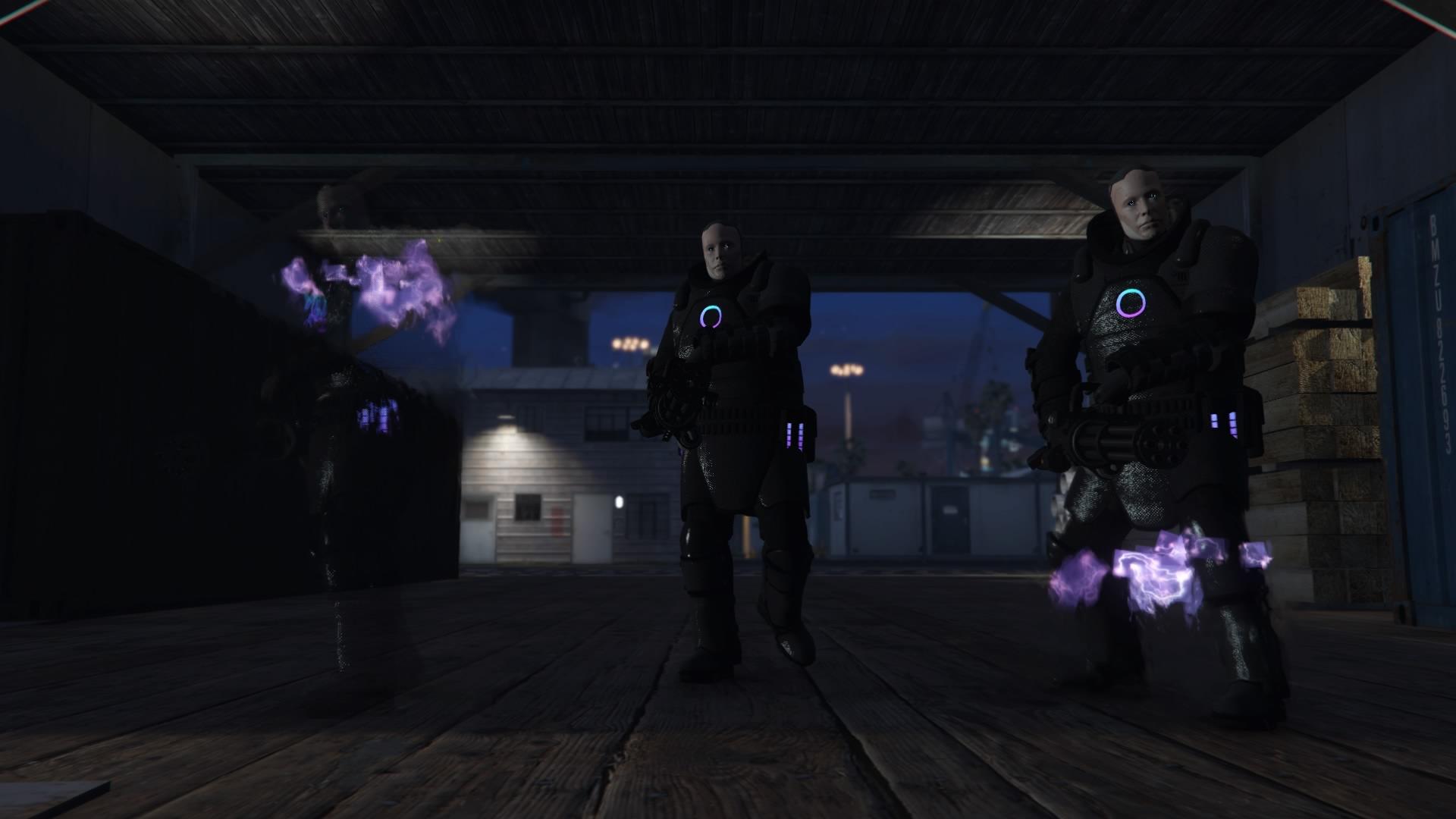 Evil Commandos