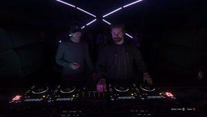 DJs doing their thing in my nightclub