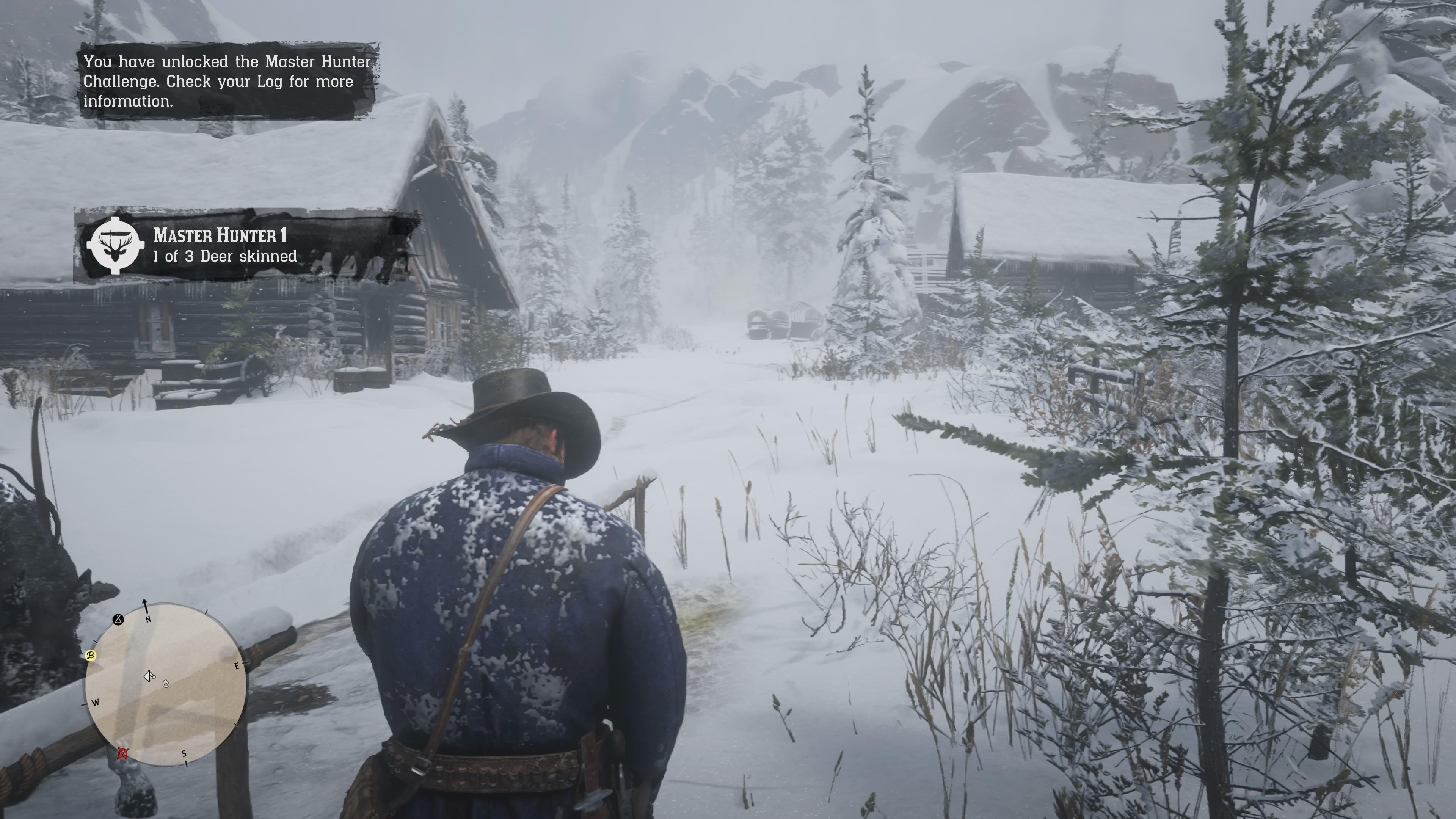 Dangerous Snowstorm